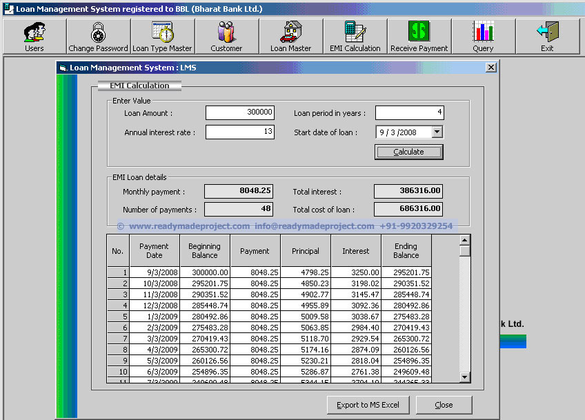 free download banking software in visual basic